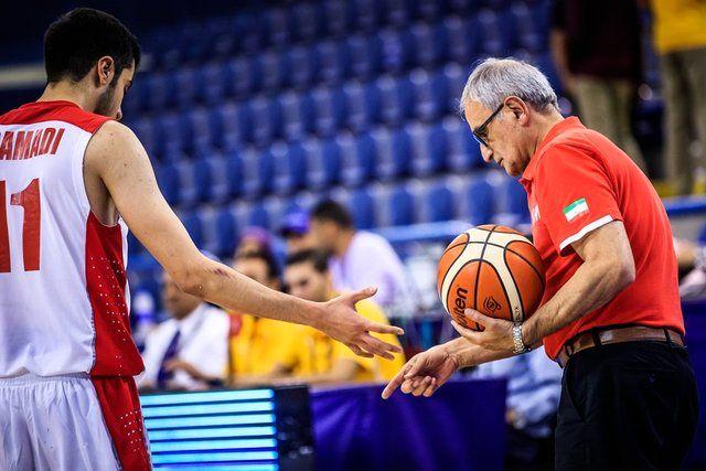 تورنمنت بینالمللی زنجان به بسکتبالیستها کمک زیادی میکند/ موفقیت در مسابقات غرب آسیا اهمیت زیادی دارد