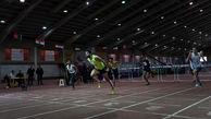 مسابقات بین المللی دو و میدانی داخل سالن