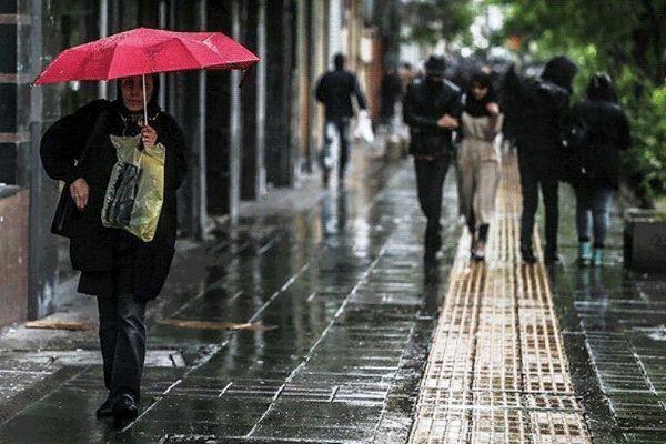 تداوم باران و آبگرفتگی در 14 استان