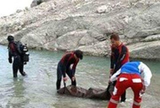 کشف جسد در رودخانه سمیره