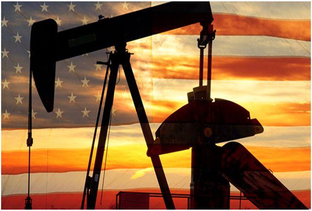 کاهش شمار دکلهای نفتی آمریکا برای نخستین بار از مارس