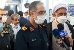 تمام نقاط استان زیر چتر امنیتی پلیس است / حضور فعال پلیس در تمامی شعب
