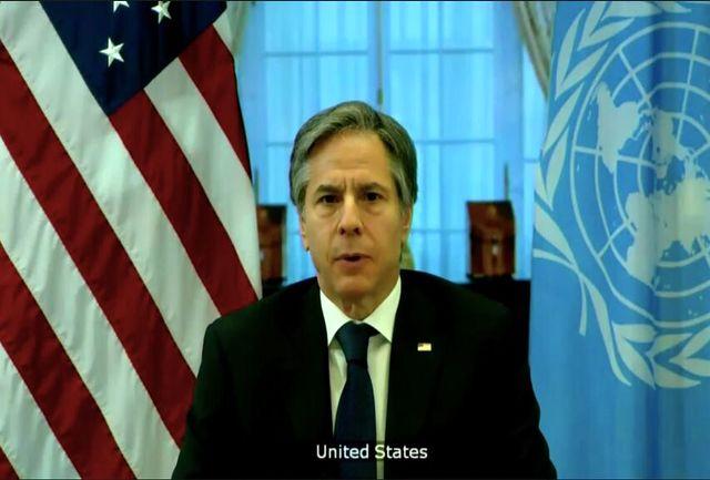 آمریکا با تداوم تحریم، خواستار کمک به مردم سوریه شد