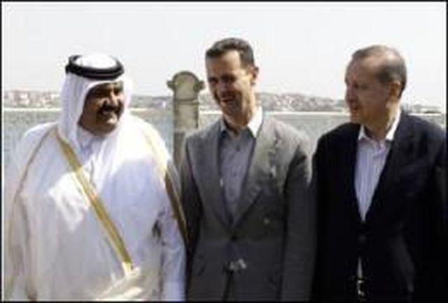 رفت و آمدهای سیاسی به سوریه برای حل بحران لبنان
