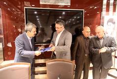 انتصاب سرپرست جدید اداره کل مالی و اداری معاونت فنی و عمرانی شهرداری تهران