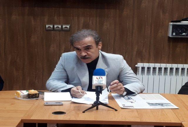 """""""جمشیدخیرآبادی"""" رئیس هیات کشتی کردستان سرپرست مسابقات شد"""