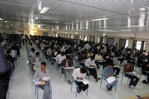 بیش از ۴ درصد کرمانی ها داوطلب آزمون استخدامی هستند