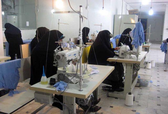 افتتاح کارگاه تولیدی به همت سپاه در زاهدان