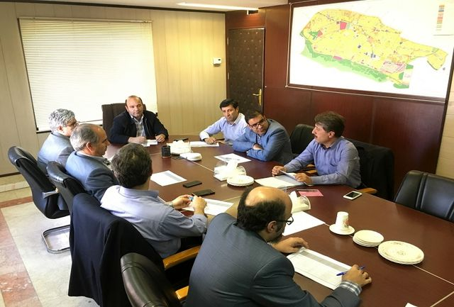 جلسه کمیسیون ماده 5 ویژه شهر زنجان برگزار شد