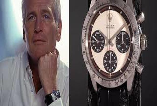 پل نیومن و استیو مککویین ساعت هایشان را می فروشند