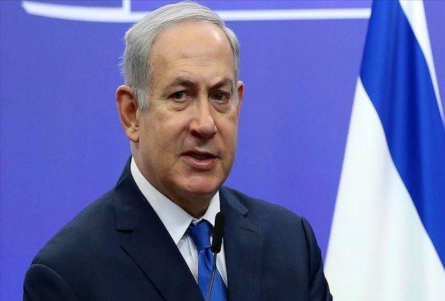 مخالفت نتانیاهو با صادرات آب