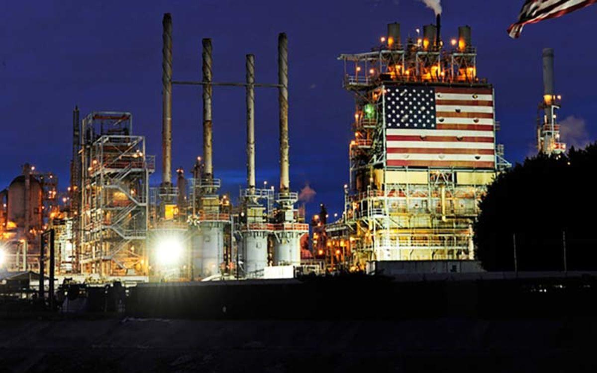 افزایش ۲۸ درصدی صادرات نفت آمریکا در ماه ژوئن