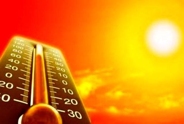 زرآباد با دمای 39 درجه سلسیوس گرمترین شهر کشور در شبانه روز گذشته