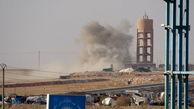 درگیری شدید کردهای سوریه با ارتش ترکیه در استان الرقه