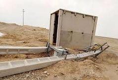 تخریب  26 باره خط انتقال آب به یزد !