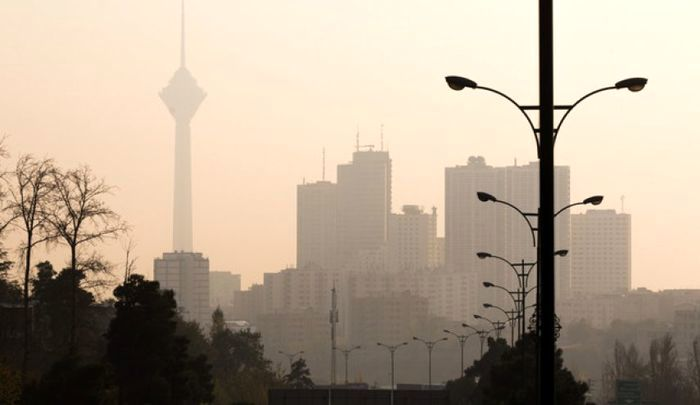 تهرانیها فردا منتظر هوای آلوده باشند!