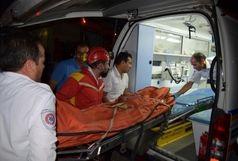 آمار جان باختگان و مجروحین تصادف وحشتناک تبریز به 8 نفر رسید