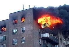 آتش زدن مطب دکتر توسط بیمار اعصاب و روان