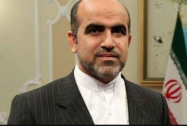 واکنش سفیر ایران در لاهه به اظهارات سناتور امریکائی