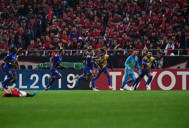 نتایج حریفان کشورمان در لیگ قهرمانان آسیا