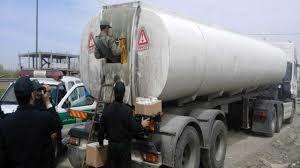 محموله قاچاق سوخت در سروآباد کشف شد