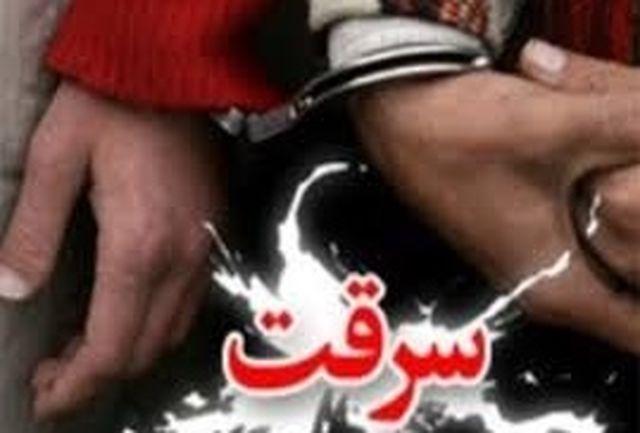 دستگیری سارقان مغازه ها با ۳۰ فقره سرقت در بویراحمد