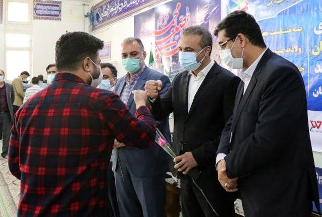 مشارکت آب و فاضلاب هرمزگان در آزادی 23 زندانی