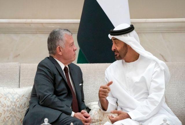 امارات، اردن را تهدید کرد!