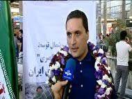 قطب نورد ایرانی مهمان تلویزیون می شود