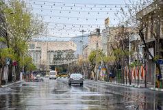 آسمان استان همدان امروز و فردا بارانی است/افزایش ۳۰ درجه ای دمای هوا در استان