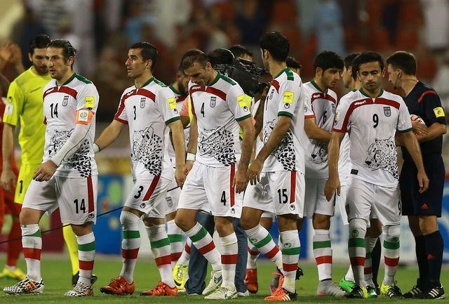 تیم ملی فوتبال ایران به مالزی رسید
