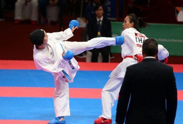 رزیتا علیپور با مسابقات جهانی خداحافظی کرد