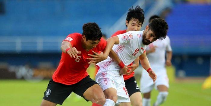 صعود به المپیک به اما و اگر کشید/ شکست تلخ مقابل کره، امیدها را کمرنگ کرد