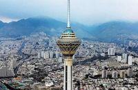 دمای هوای تهران به ۳۸ درجه سانتیگراد میرسد