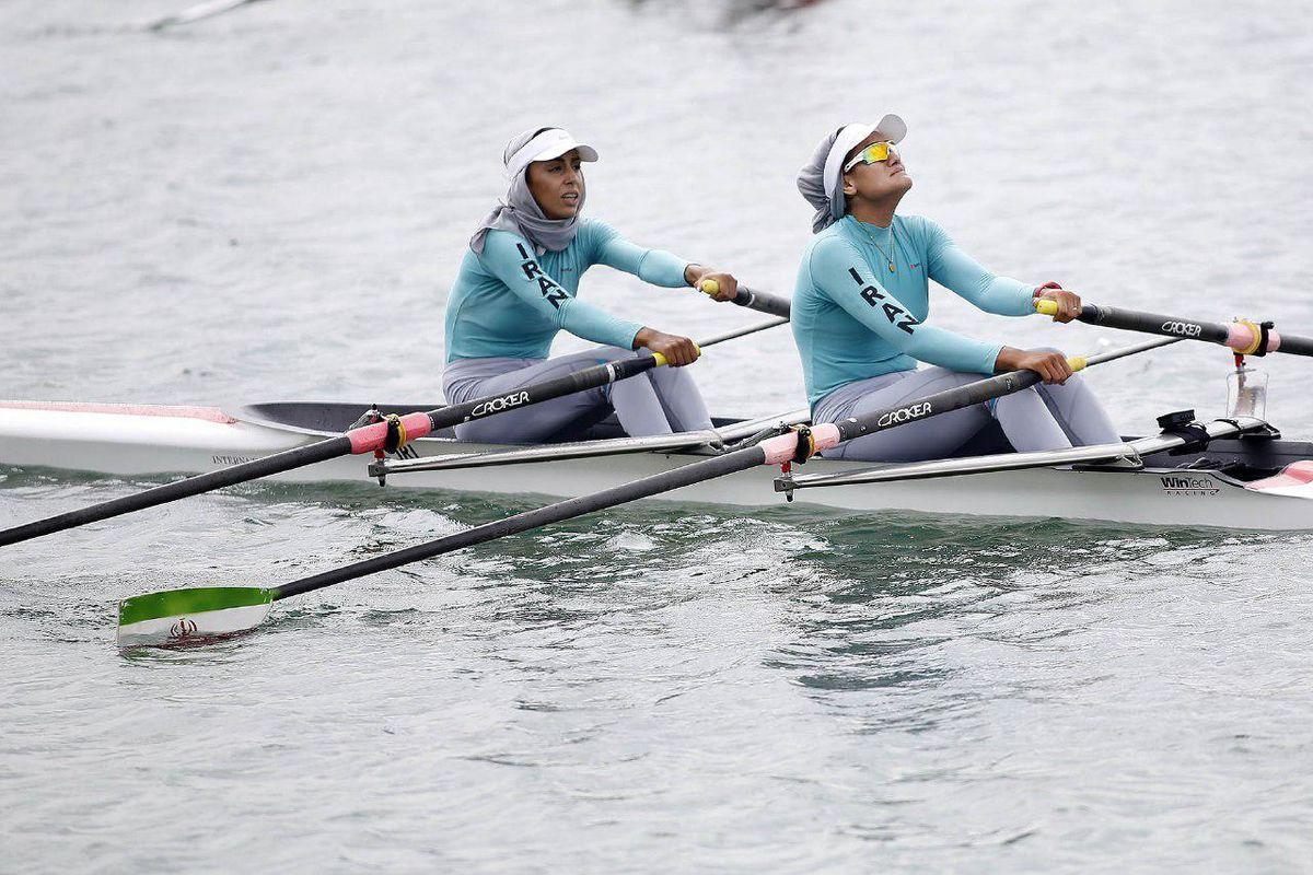 پاروزنان ایران در پی کسب بهترین نتیجه در توکیو