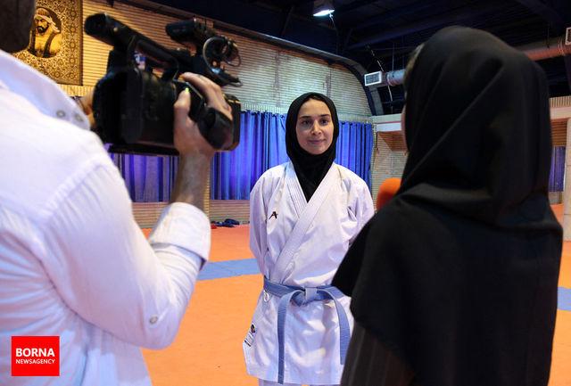 مسیر رسیدن به المپیک در کاراته دشوارتر از سایر رشتهها بود/ حمایتهای وزارت ورزش و جوانان و کمیته ملی المپیک در موفقیتهای کاراته بیاثر نبوده است