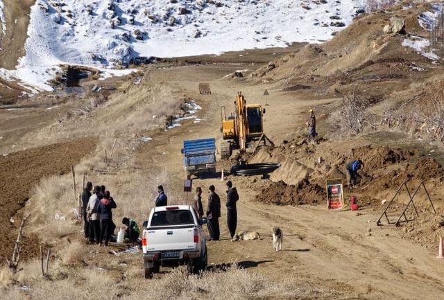 جمع کل شبکه های گازرسانی شهری و روستایی در استان کردستان از مرز 11 هزار و  400 کیلومتر گذشت