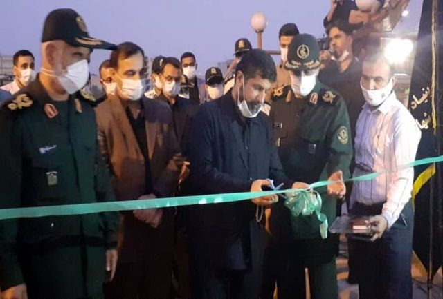 نمایشگاه چهلمین سالگرد دفاع مقدس خوزستان افتتاح شد