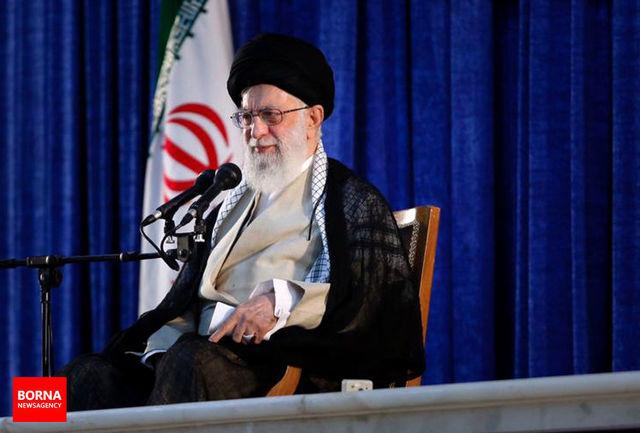 رهبری به مناسبت سالروز رحلت حضرت امام سخنرانی میکنند