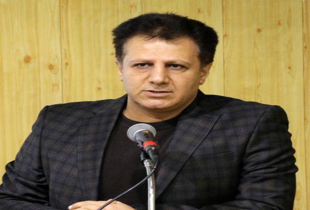 ناصر خدادادی سرپرست هیات والیبال آذربایجان غربی شد