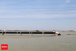 ممانعت از ورود آب به هورالعظیم دروغ است/ تحریف سخنان وزیر نفت همچنان ادامه دارد