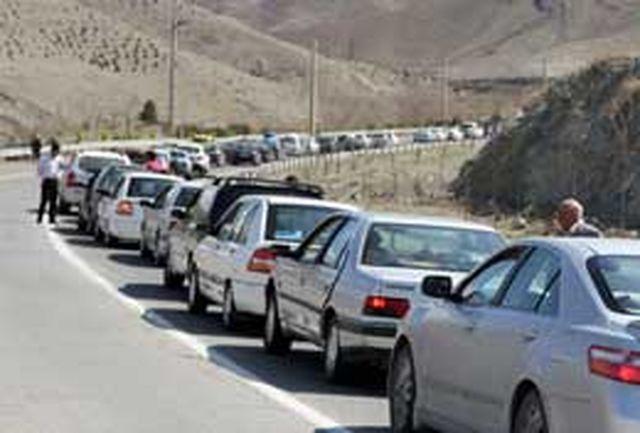 مسیرهای ترافیکی به مسافران نوروزی اطلاع رسانی می شود