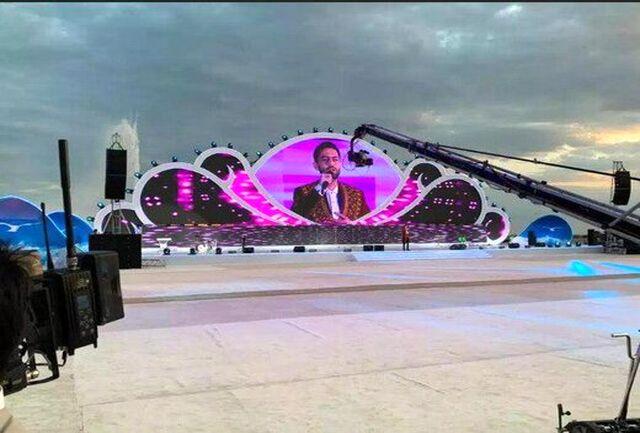 تمجید رئیس جمهور ترکمنستان از دو خواننده ایرانی!