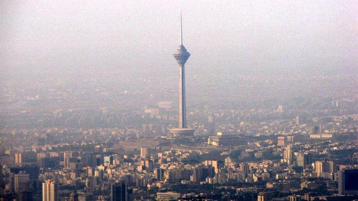 مجرمان اصلی آلودگی هوا در روزهای تعطیل تهران