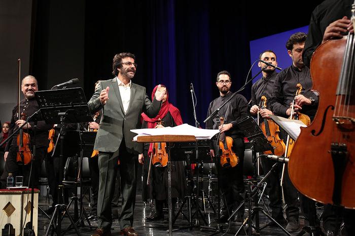 ارکستر ملی با اجرای قطعات عاشورایی روی صحنه می رود