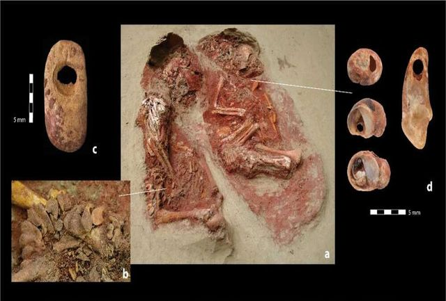 کشف قدیمیترین دو قلوهای یکسان انسانی