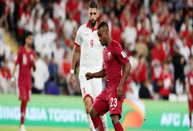 پیروزی شیرین قطر در گام نخست