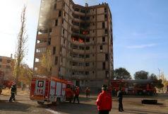 مانور بزرگ امداد و نجات و اطفای حریق شمالغرب کشور در تبریز برگزار شد