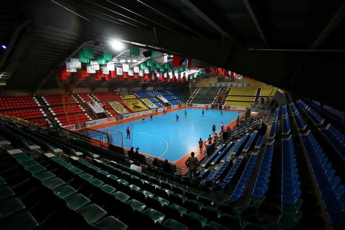 اعلام ترکیب تیم ملی فوتسال برابر لیتوانی