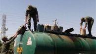 """توقیف 54 هزار لیتر فرآورده نفتی قاچاق در """"شاهین شهر"""""""